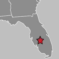 Bynum Transport Auburndale Florida Map